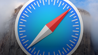 Recreating Yosemite's Safari Icon
