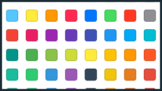 Colors and Color Palettes in Sketch